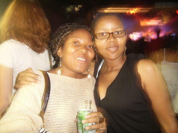 With Obakeng Koketso Modubu.