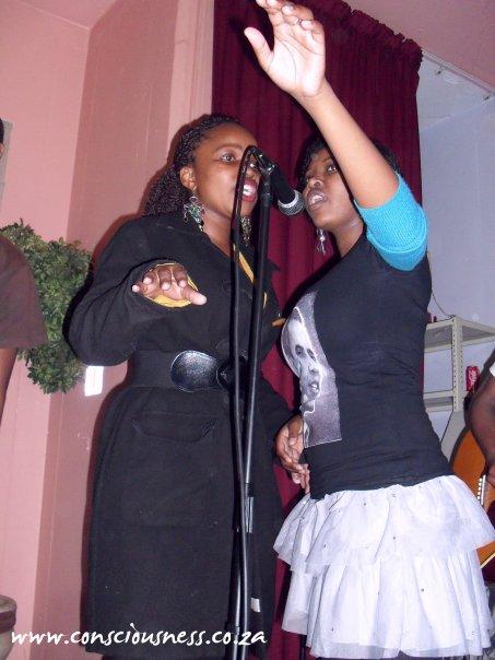 Sing it ladies