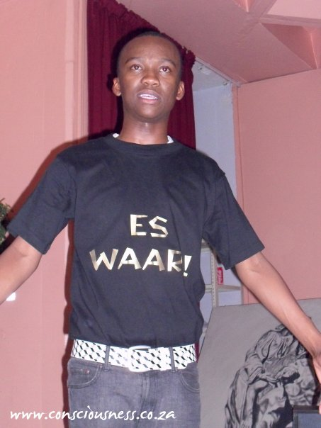 Was that a dope performance or what - Es Waar! — with Moho Katalyst