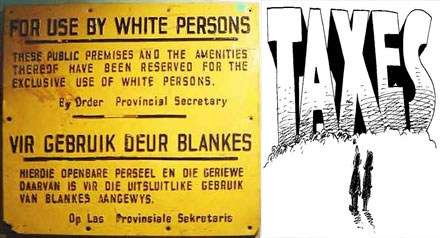 Ramon's Reality - White Taxes