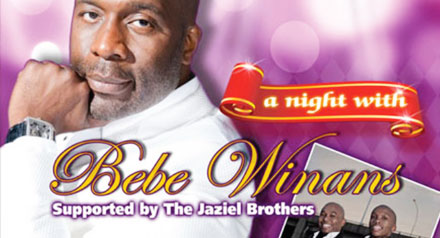 A Night With Bebe Winans