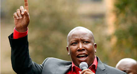 Will Malema free us from economic slavery?  I doubt it