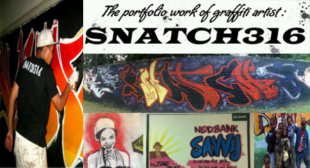 Snatch316 - Graffiti artist profile