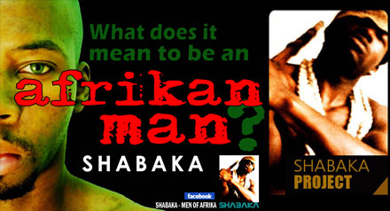 What does it mean to be an Afrikan Man?