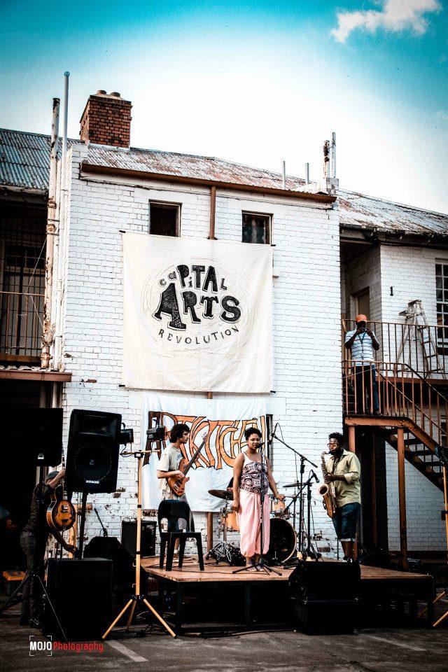 Capital Arts Revolution & Arts Kitchen