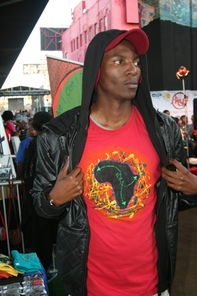Rollution Creations- Simpi Motaung (Owner/Founder)
