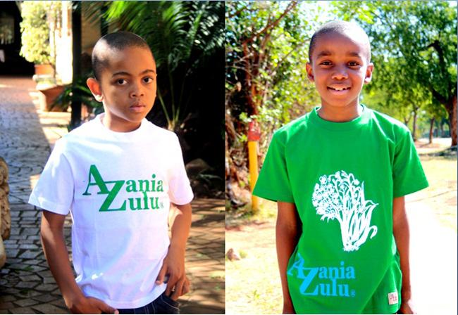 Azania Zulu - Kids
