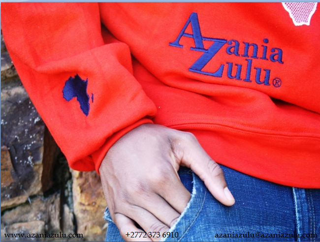 Azania Zulu - Clothing