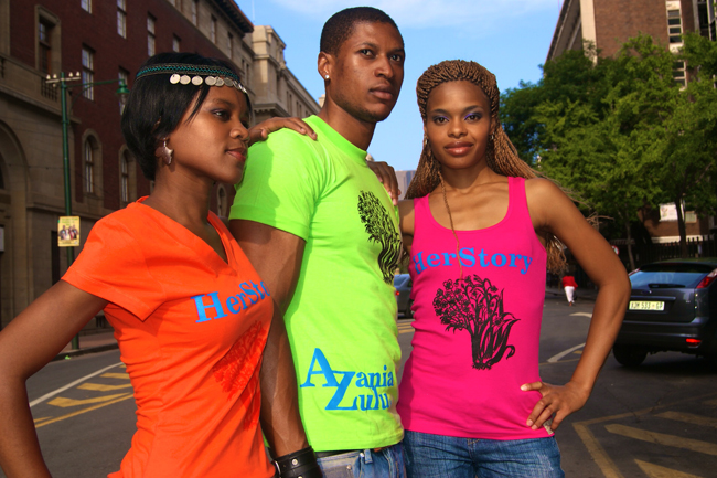 Azania Zulu - Summer Collection