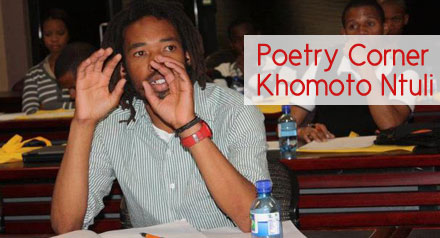 They are carrying us - Khomotso Ntuli