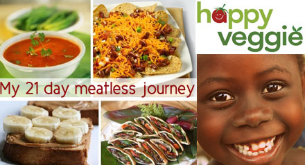 My 21 day meatless journey - Karabo Mkhabela