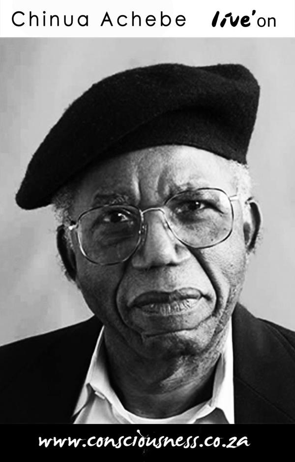 To Achebe, With Love - Khaya Sibeko