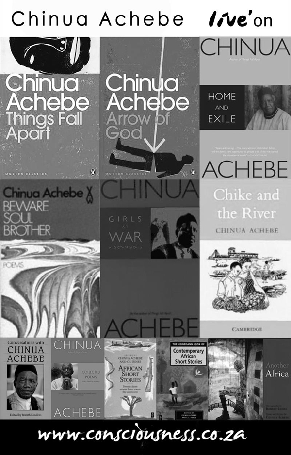To Achebe, With Love