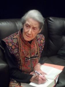 Nobel laureate Nadine Gormdimer