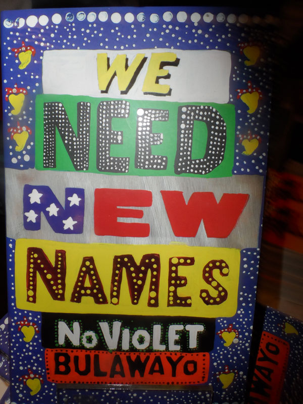 NoViolet Bulawayo - We Need New Names