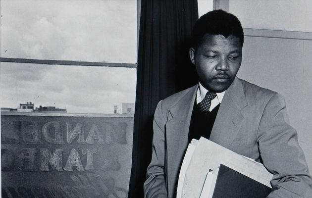 The Younger Lawyer Nelson Mandela