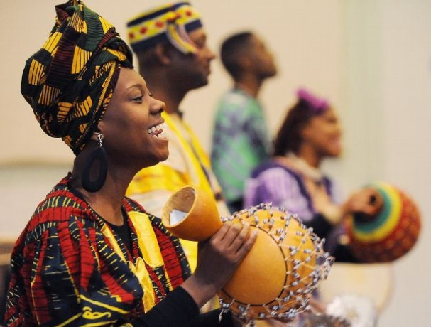 Celebrating Kwanzaa, Music and Dance