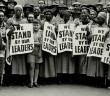 Eli Weinberg, Crowd near the Drill Hall on the opening day of the Treason Trial, Johannesburg, December 19, 1956. Times Media Collection, Museum Africa, Johannesburg.