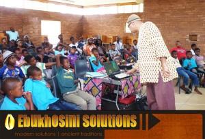 BLACK HISTORY MONTH SPEAKING TOUR - Baba Buntu