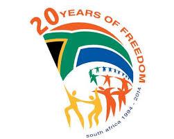 SA 20 Years of Freedom