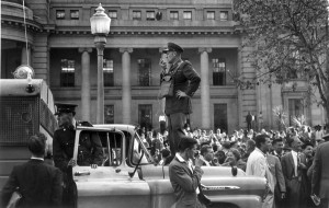 Disperse, University of the Witwatersrand 1970s Photo by: Dr Peter Magubane