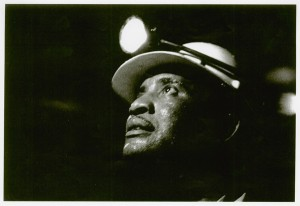 Miner 1957 Photo by: Dr Peter Magubane
