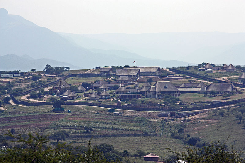 Opposition party election campaigns have targeted corruption and public spending on President Jacob Zuma's private residence at Nkandla.