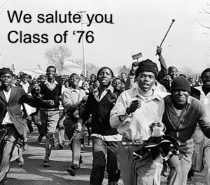 Salute - class of '76