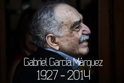 Garbriel Garcia Marquez - Farewell 1927 - 2014
