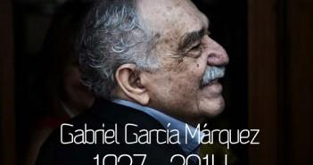 Farewell Gabriel Garcia Marquez