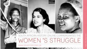 SA women's struggle