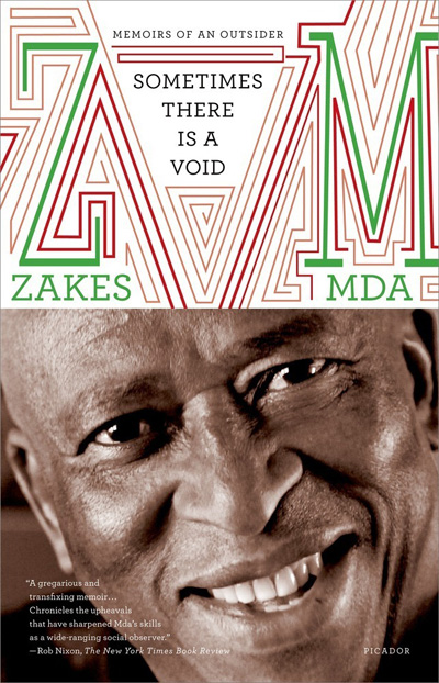 Zakes Mda - Sometimes There Is A Void