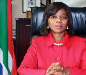 Thuli Madonsela - Public Protector