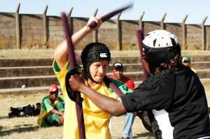 Stick Fighting Tournament