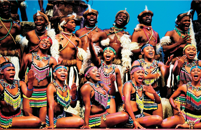 afrikans in song