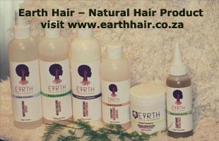 visit www.earthhair.co.za