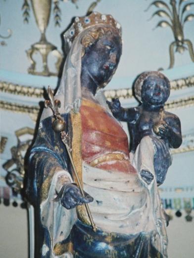 The Black Virgin of Paris