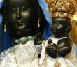 Die Schwarze Madonna at Einsiedeln, Switzerland