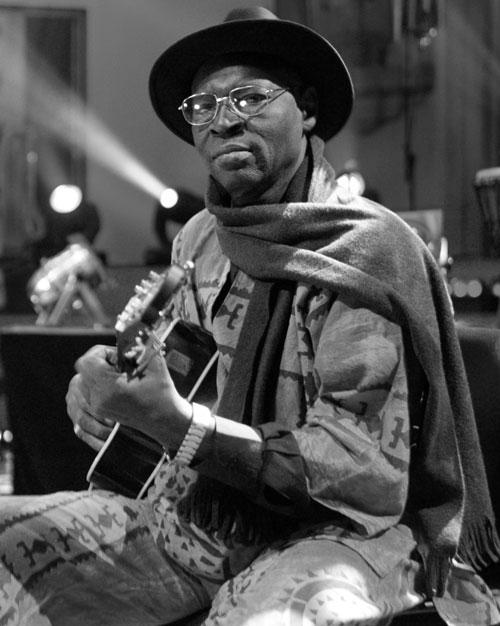 Ali Farka Touré (Oct 31 ,1939- March 7,2006)