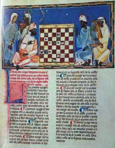 MOORISH-NOBLES-IN-SPAIN_-FROM-THE-CHESSBOOK-OF-ALPHONSO-X-234x300