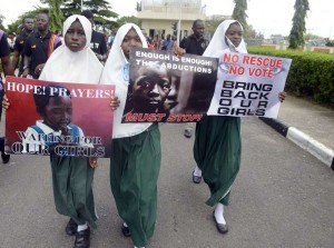 Worldwide-Protests-Against-Kidnapping-Of-Girls-By-Boko-Haram