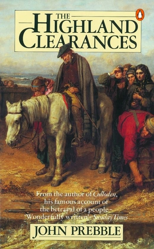 The highland clearances - John Prebble