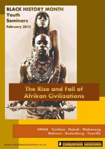 The Rise and Fall of Afrikan Civilizations