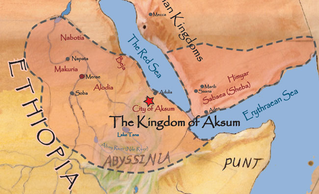 himyar-and-Marib-Axum-Colonies