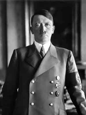 Adolf Hitler Circa 1934