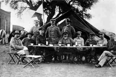 General Lothar von Trotha - A.P.O.S.