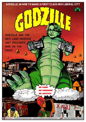 Godzille-Poster