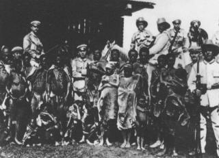 Herero - Bushman Captured 02