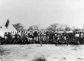 Herero - Captured and Photographed