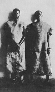 Herero - Chained Boys